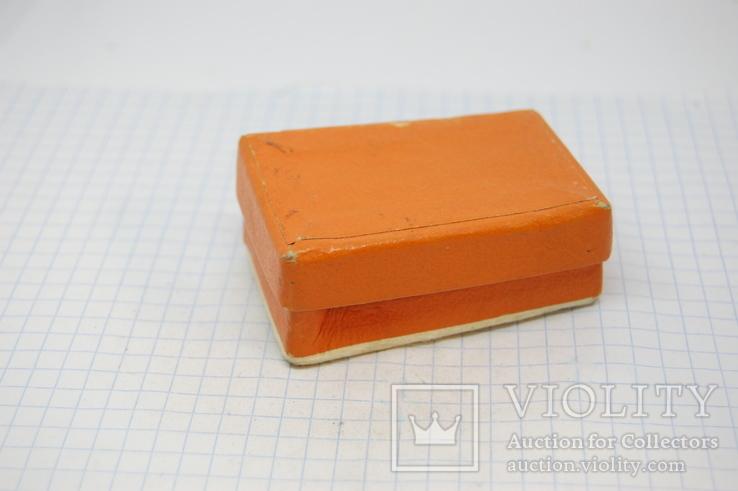 Коробочка для украшений 60х37х22мм, фото №4