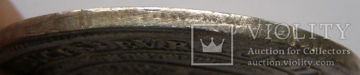 Талер 1605 р. Рудольф ІІ, фото №10