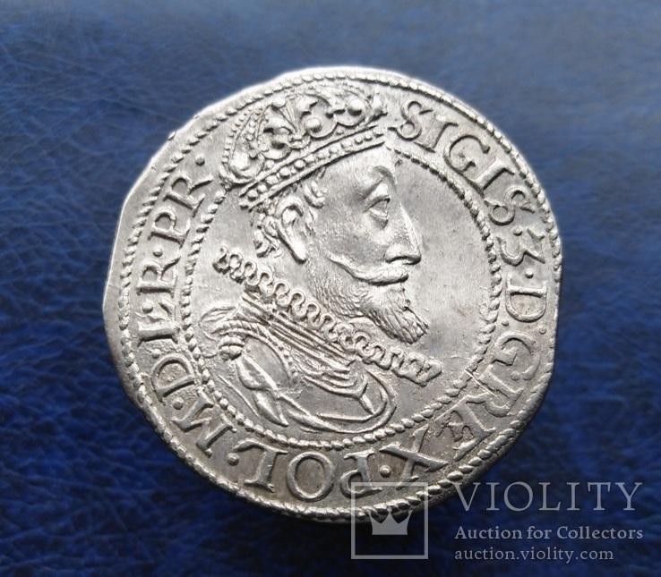 Орт Сигізмунд ІІІ Ваза - 1615