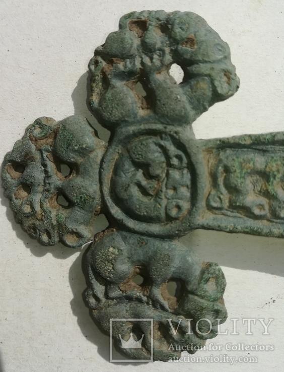 Скіфська пряжка в звіринному стилі, фото №5