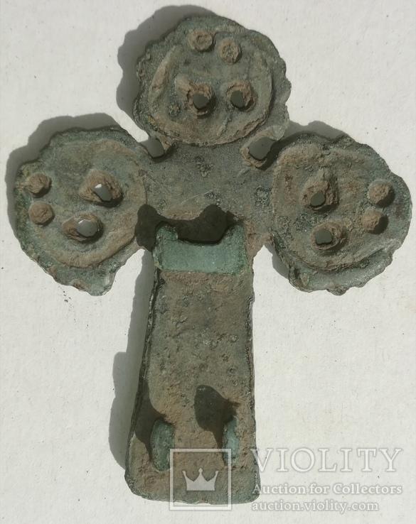 Скіфська пряжка в звіринному стилі, фото №7