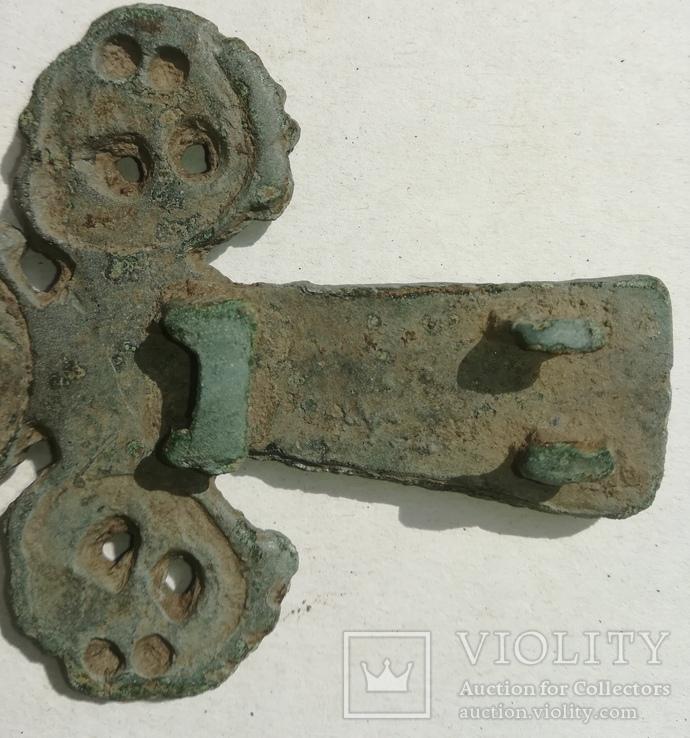 Скіфська пряжка в звіринному стилі, фото №9