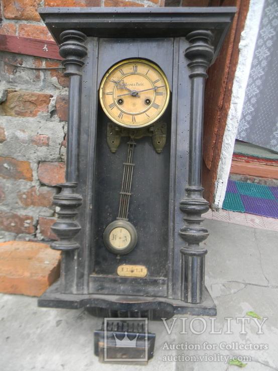 Часы Юнганс