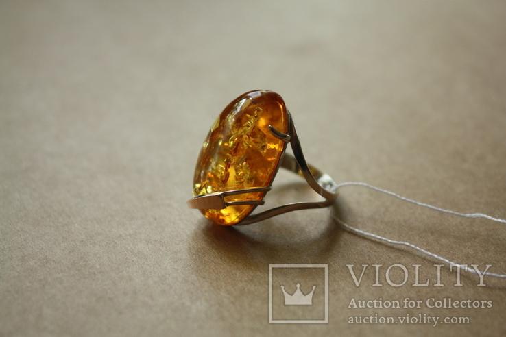 Золотое кольцо с янтарем DARVIN 910040029aa*: красное и розовое золото,  янтарь — купить в интернет-магазине SUNLIGHT ... | 492x738