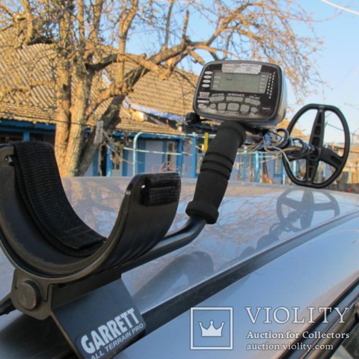 Garrett AT Pro  (стандартный комплект)