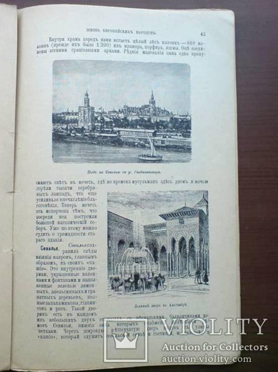 Жизнь европейских народов 1905г. С рисунками., фото №7