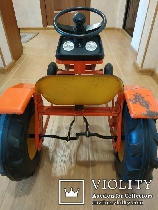 Трактор педальный Орленок СССР, фото №6