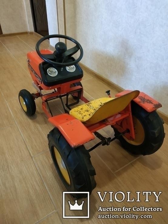 Трактор педальный Орленок СССР, фото №7