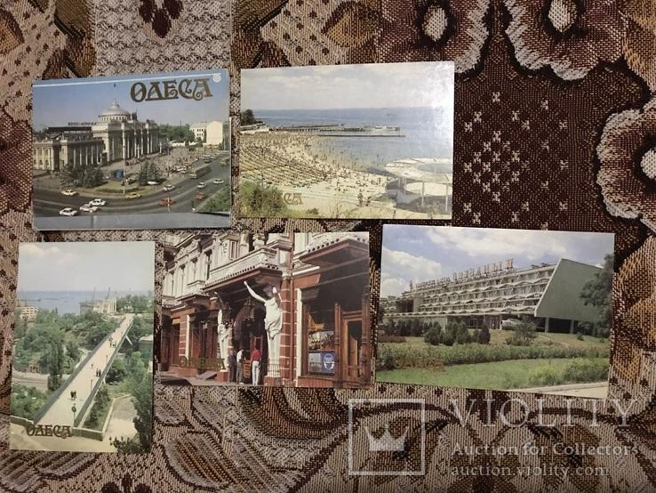 Набор открыток «Одеса»
