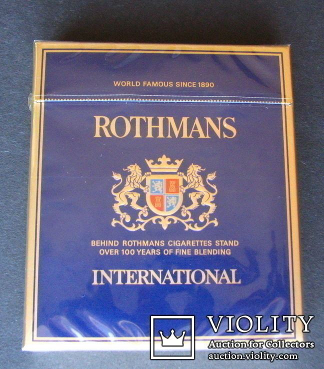 купить сигареты ротманс англия