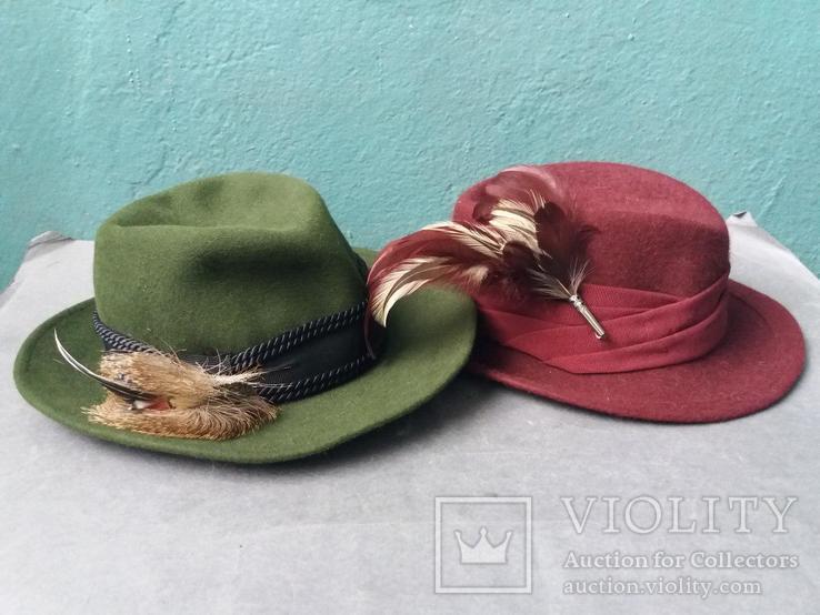 Шляпная пара охотников, фото №2