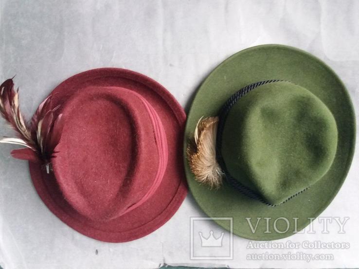 Шляпная пара охотников, фото №3