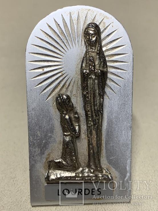 Металическая статуэтка из Италии, фото №2