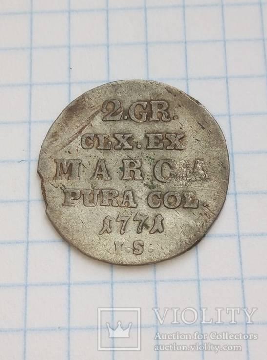 2 гроша 1771