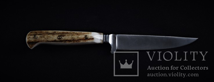 Нож охотничий Solingen с чехлом, фото №6