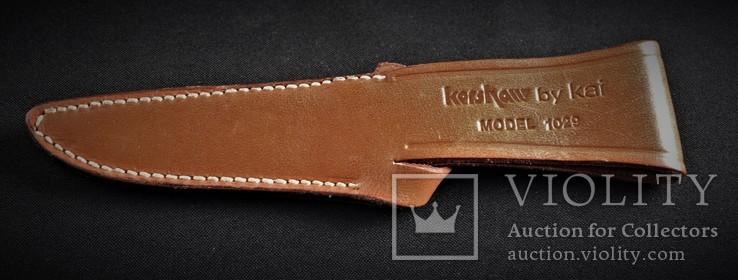 Нож охотничий Solingen с чехлом, фото №9