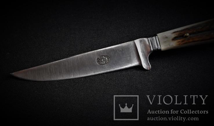 Нож охотничий Solingen с чехлом, фото №11