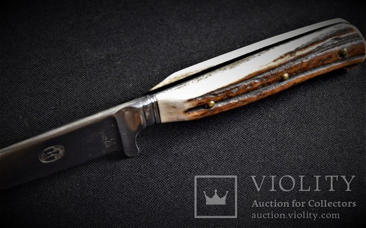 Нож охотничий Solingen с чехлом, фото №13