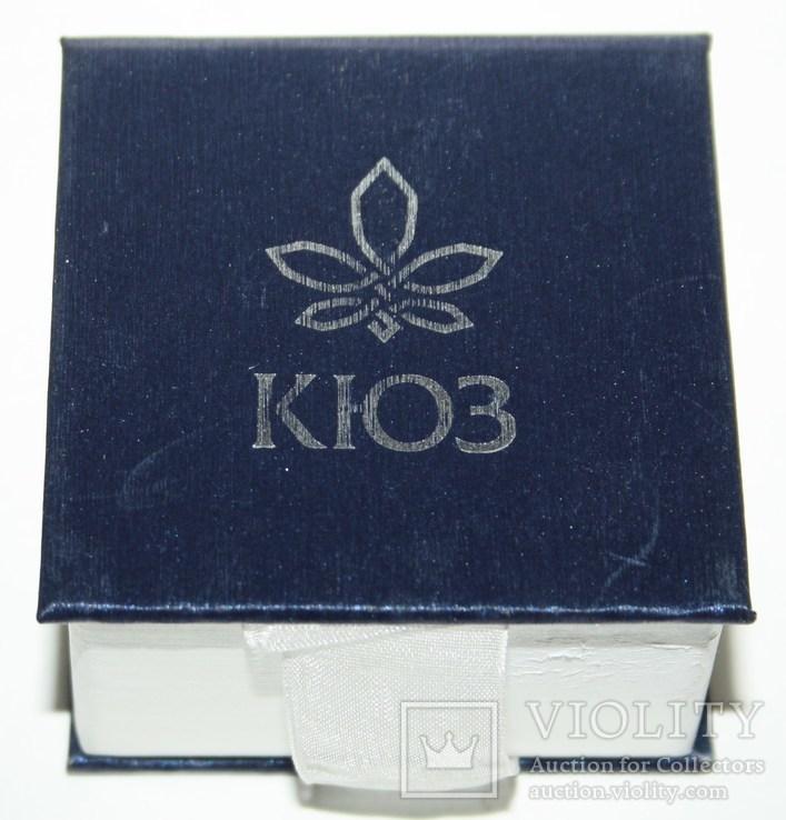 Коробочка для ювелирных изделий в виде книги (КЮЗ), фото №3