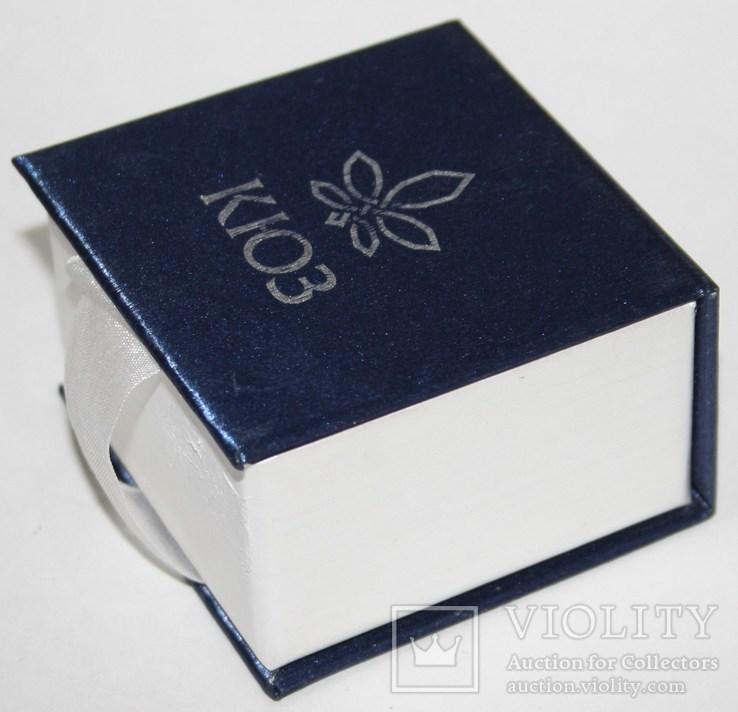 Коробочка для ювелирных изделий в виде книги (КЮЗ), фото №4