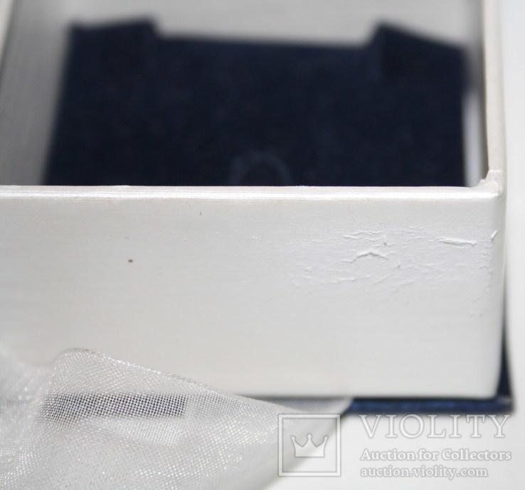 Коробочка для ювелирных изделий в виде книги (КЮЗ), фото №6