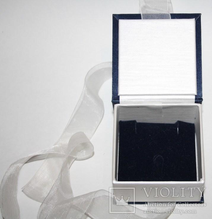 Коробочка для ювелирных изделий в виде книги (КЮЗ), фото №7