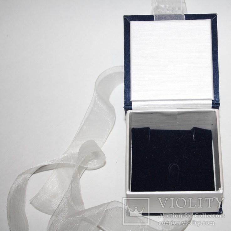 Коробочка для ювелирных изделий в виде книги (КЮЗ), фото №8