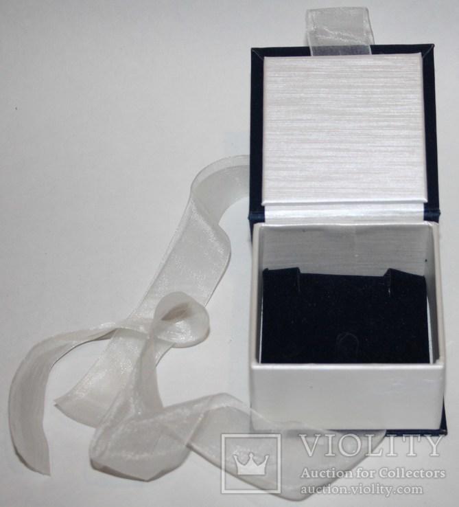 Коробочка для ювелирных изделий в виде книги (КЮЗ), фото №10
