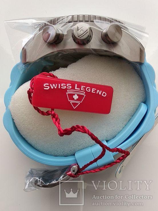 Мужские часы Swiss Legend Commander 11876-TI-012, фото №5