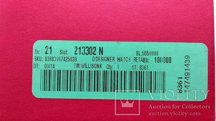 Мужские часы Swiss Legend Commander 11876-TI-012, фото №9