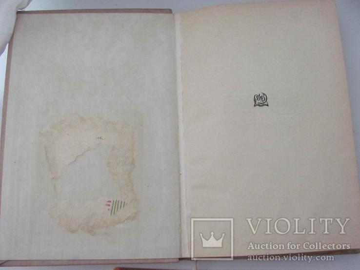 Невежина В.М. Рембрандт.Монография 1935 г, фото №4