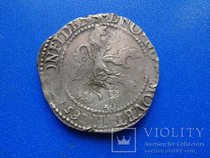 Левендальдер (Левок) 1651, фото №4