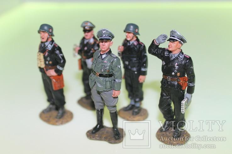 "Олов'яні фігурки ""King & Country"" Waffen SS масштаб 1:30 2010 рік"