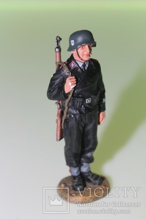 """Олов'яні фігурки """"King & Country"""" Waffen SS масштаб 1:30 2010 рік, фото №3"""