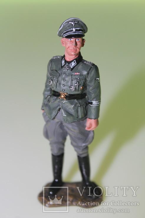 """Олов'яні фігурки """"King & Country"""" Waffen SS масштаб 1:30 2010 рік, фото №4"""