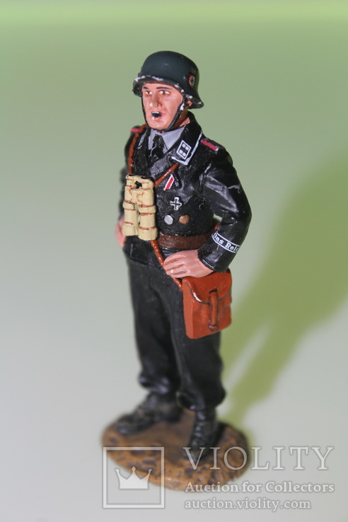 """Олов'яні фігурки """"King & Country"""" Waffen SS масштаб 1:30 2010 рік, фото №6"""