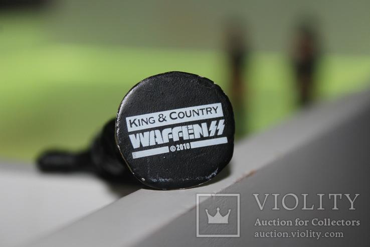 """Олов'яні фігурки """"King & Country"""" Waffen SS масштаб 1:30 2010 рік, фото №8"""