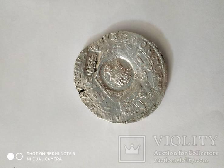 Брабанский талер 1649г ефимок с признаками 1655г