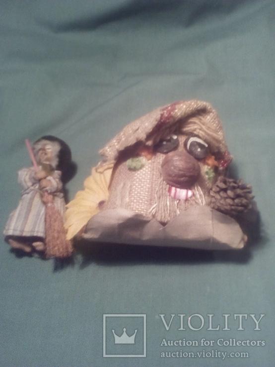Баба Яга и Лесовик, фото №2