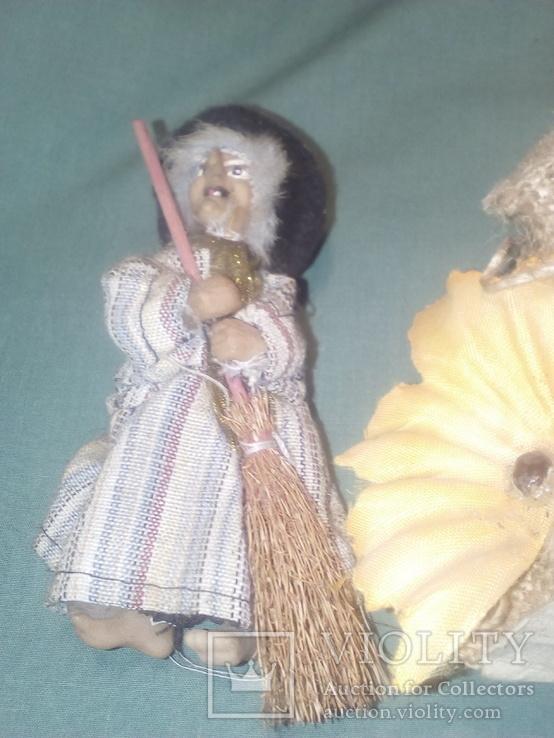 Баба Яга и Лесовик, фото №3