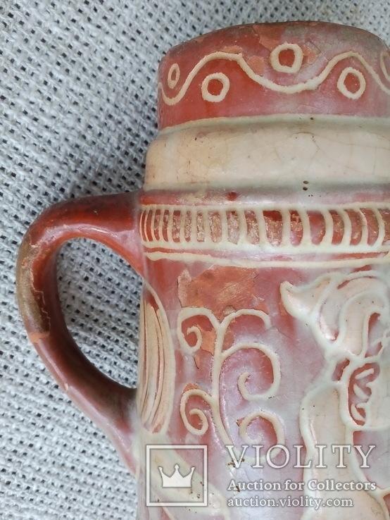 Старинный пивной кухоль, фото №6