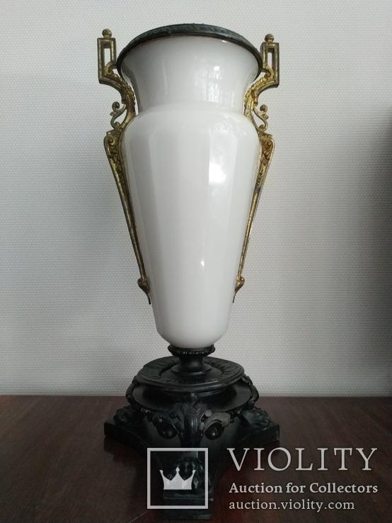 Основание керосиновой лампы в стиле ампир.