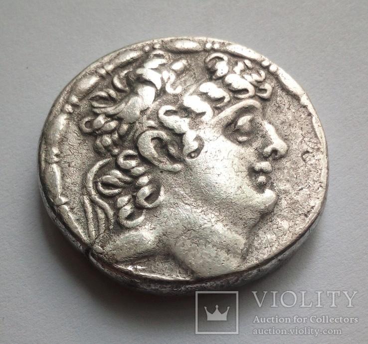Тетрадрахма Селевкиды, Филлип Филадельф ( 93 - 83 гг.до н.э. )