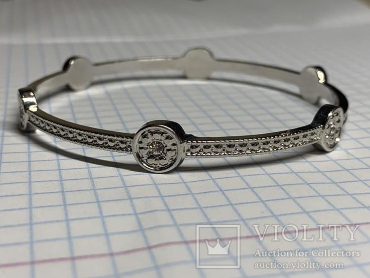 Новый металический браслет, фото №3