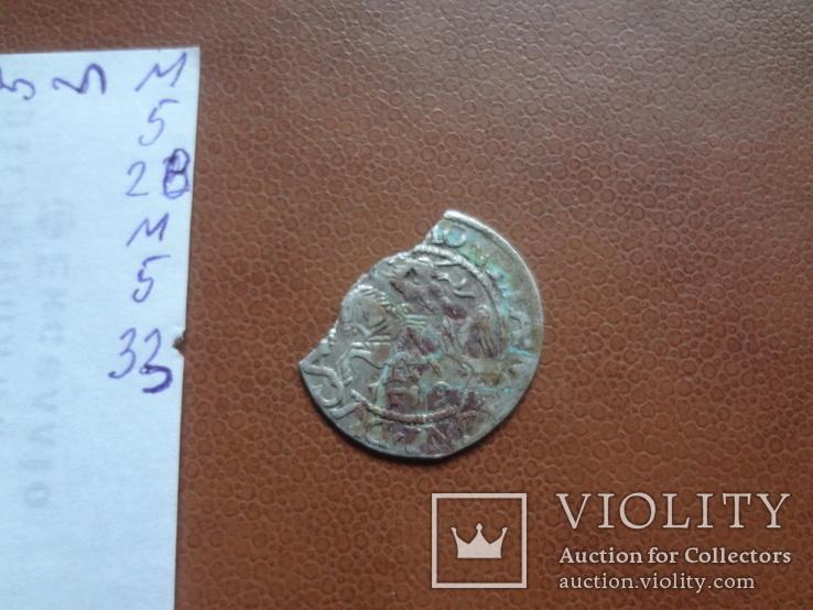 Полугрош  1519  серебро  (М.5.33)~, фото №6