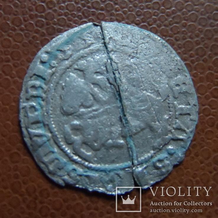 Полугрош  1509   серебро   (М.3.2), фото №4