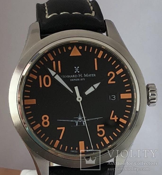 Часы Bernhard H. Mayer Spitfire