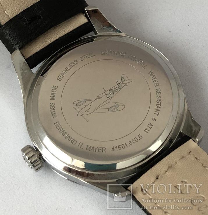 Часы Bernhard H. Mayer Spitfire, фото №8