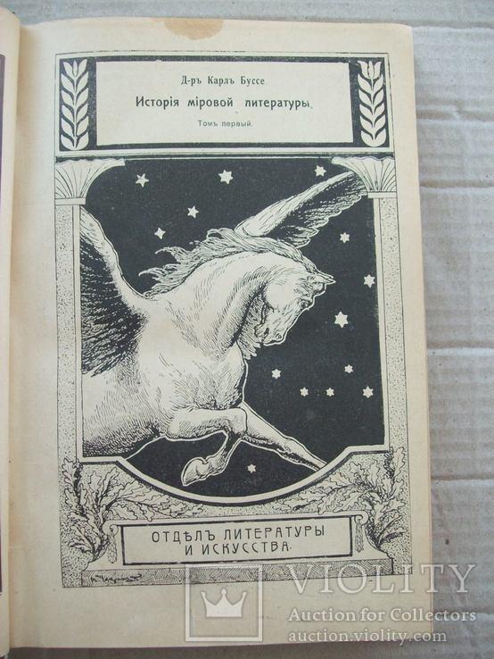 История древней литературы 1900 гг., фото №12