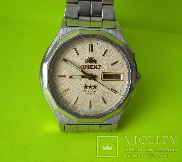 Часы. Orient / Ориент - на ходу, фото №4